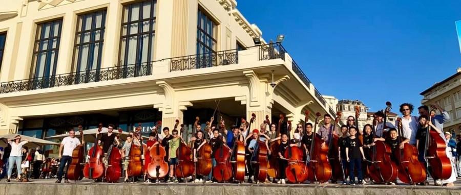 Music Camp in Biarritz & Paris 2019(I)The Performance