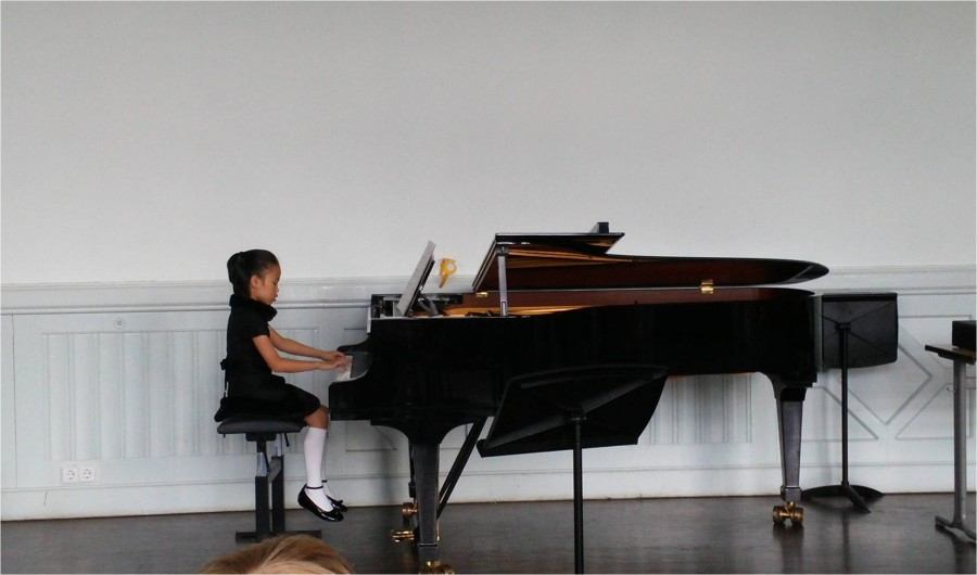 Music Camp in Berlin 2015 ~ Piano Part