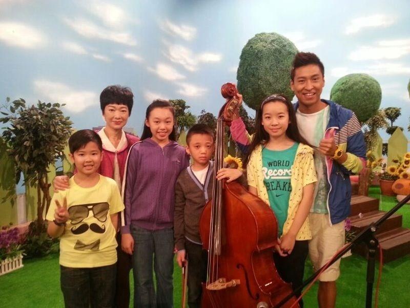 鄭景聰老師的學生接受TVB放學ICU訪問